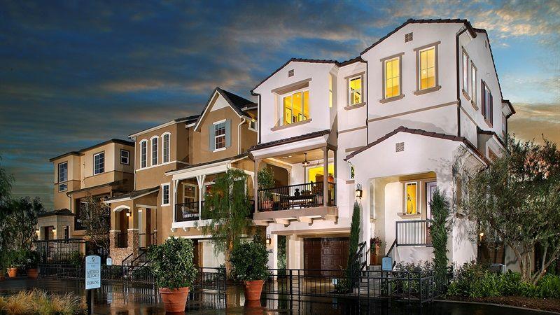 Single Family for Sale at Residence 2 - Wright 1162 Wright Lane Fullerton, California 92833 United States