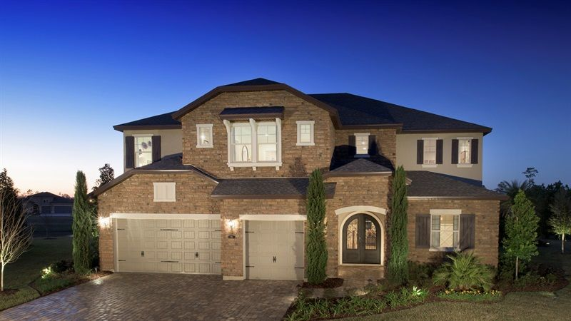 Celestina The Meridian Collection New Homes In Saint