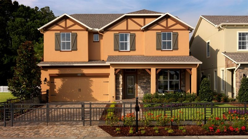 Single Family for Sale at Brookland 4422 Vermillion Sky Drive Wesley Chapel, Florida 33544 United States
