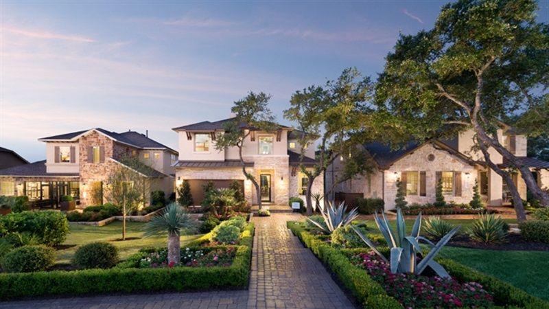 Single Family for Sale at Limestone 6208 Antigo Lane Austin, Texas 78739 United States