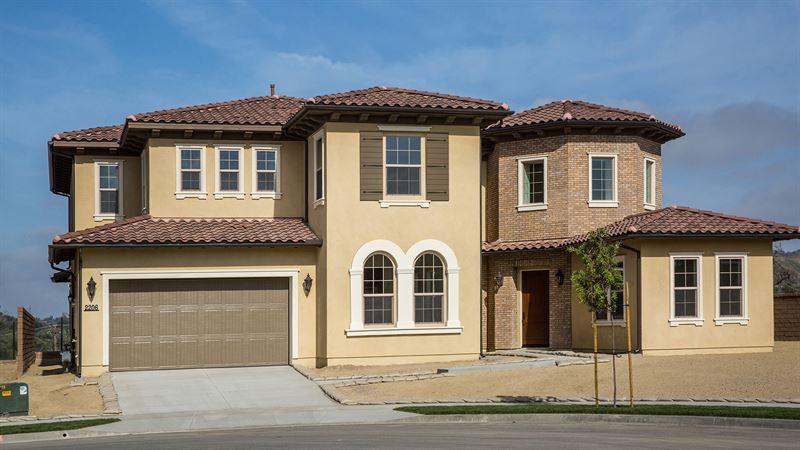 Standard Pacific New Homes Brea Ca
