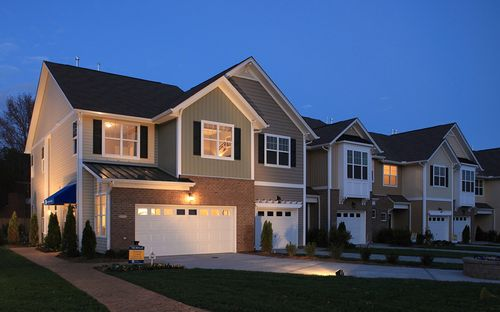 Mulberry Park by Standard Pacific Homes in Raleigh-Durham-Chapel Hill North Carolina