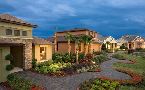 Eagle Lake by Standard Pacific Homes in Lakeland-Winter Haven Florida