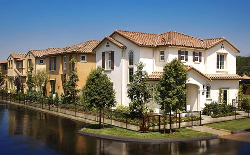 Standard Pacific Homes at College Park by Standard Pacific Homes in Orange County California