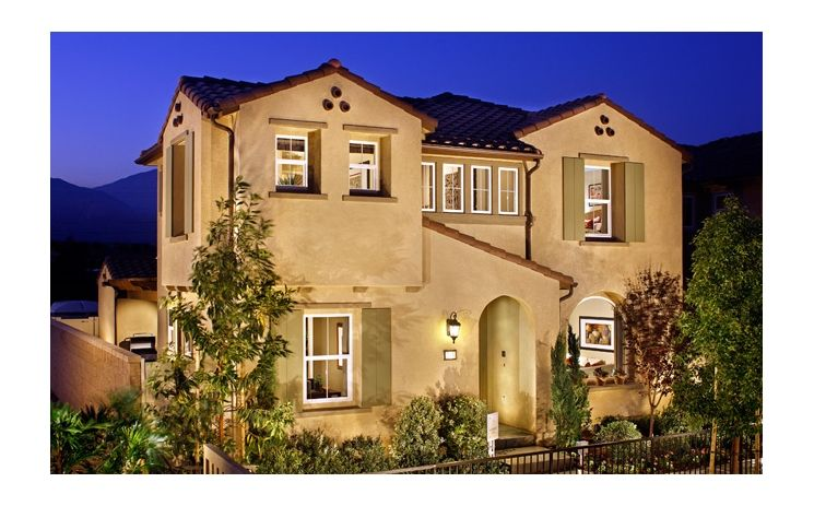 Plan 3 - Carnegie - Standard Pacific Homes at College Park: Upland, CA - Standard Pacific Homes