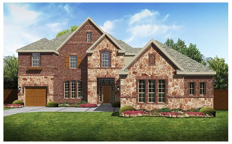 Sweetwater - Carlisle at Lantana: Lantana, TX - Standard Pacific Homes