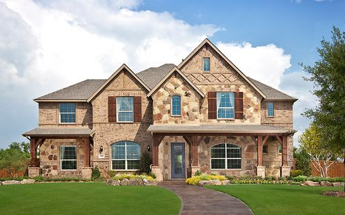 Stoney Creek by Standard Pacific Homes in Dallas Texas
