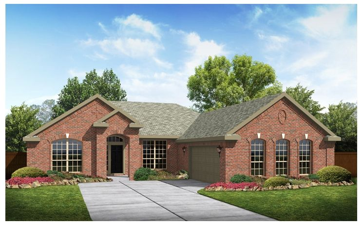 Mackenzie - Stoney Creek: Sunnyvale, TX - Standard Pacific Homes