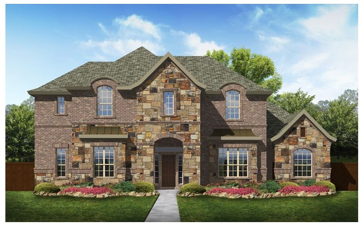 Yosemite - Stoney Creek: Sunnyvale, TX - Standard Pacific Homes