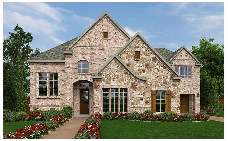Turnberry - Turnberry at Trophy Club: Trophy Club, TX - Standard Pacific Homes