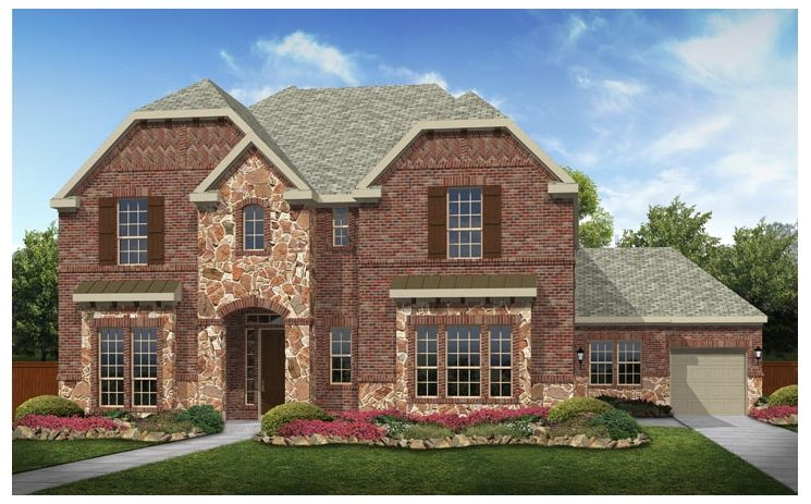 Augusta - Turnberry at Trophy Club: Trophy Club, TX - Standard Pacific Homes