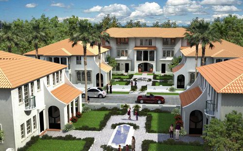 Montclair by Standard Pacific Homes in Broward County-Ft. Lauderdale Florida