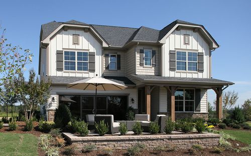 Byers Creek by Standard Pacific Homes in Charlotte North Carolina