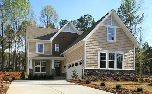 Salem Village Preserve by Standard Pacific Homes in Raleigh-Durham-Chapel Hill North Carolina