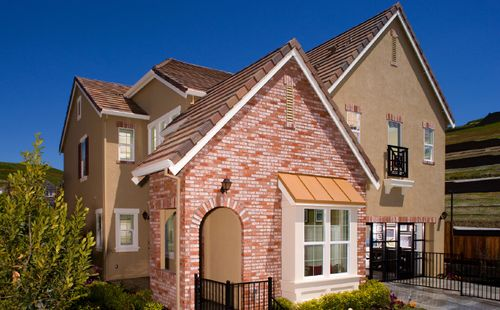Chateau at Fallon Crossing by Standard Pacific Homes in Oakland-Alameda California