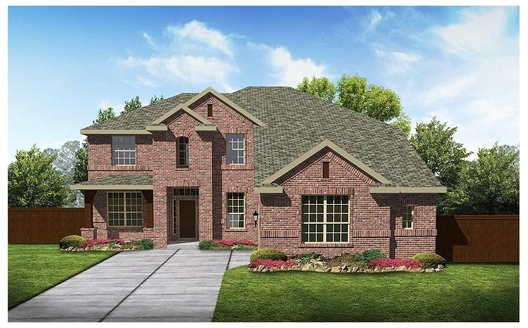 Oxford - Lakehill: Rowlett, TX - Standard Pacific Homes