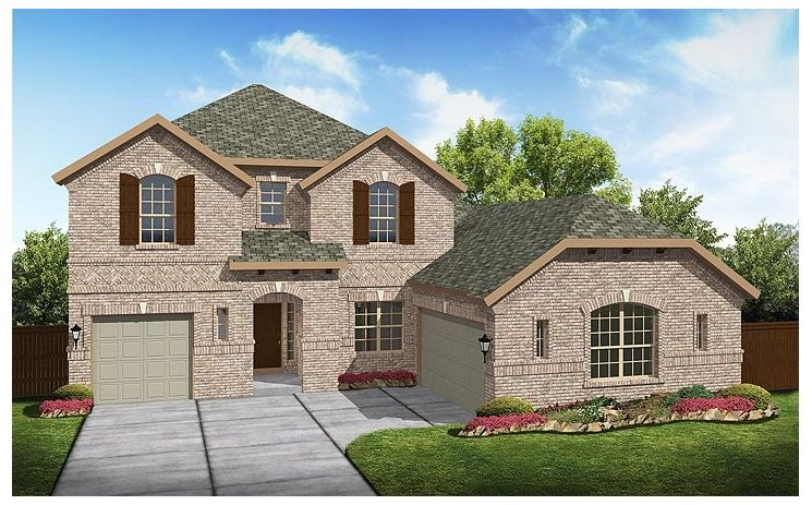 Plymouth - Lakehill: Rowlett, TX - Standard Pacific Homes