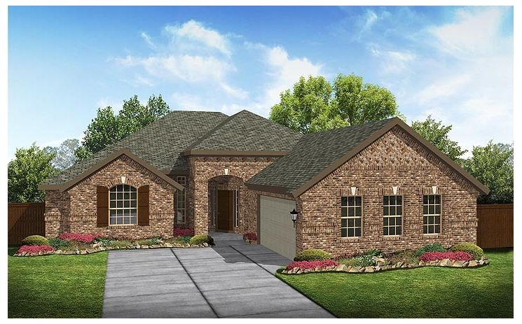Toulouse - Lakehill: Rowlett, TX - Standard Pacific Homes