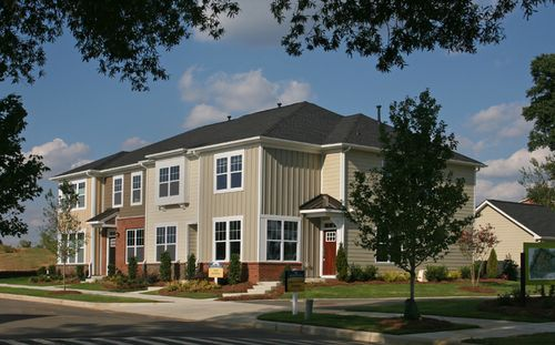 Brightwalk Freedom Series Townhomes by Standard Pacific Homes in Charlotte North Carolina