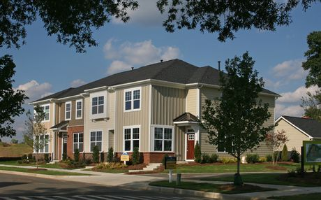 Brightwalk Freedom Series Townhomes by Standard Pacific Homes in