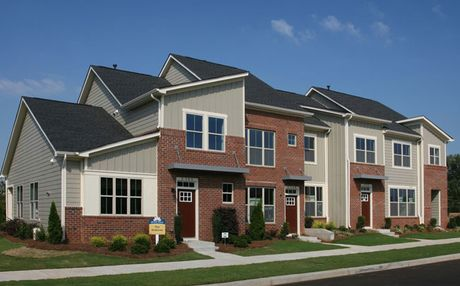Brightwalk Village Collection Townhomes by Standard Pacific Homes in