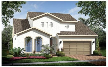 Hampshire - Eagle Lake: Kissimmee, Florida - Standard Pacific Homes