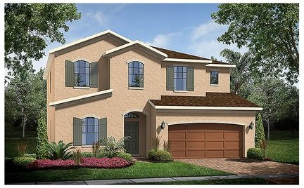 Somerset - Eagle Lake: Kissimmee, Florida - Standard Pacific Homes