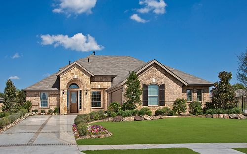 Lakehill by Standard Pacific Homes in Dallas Texas