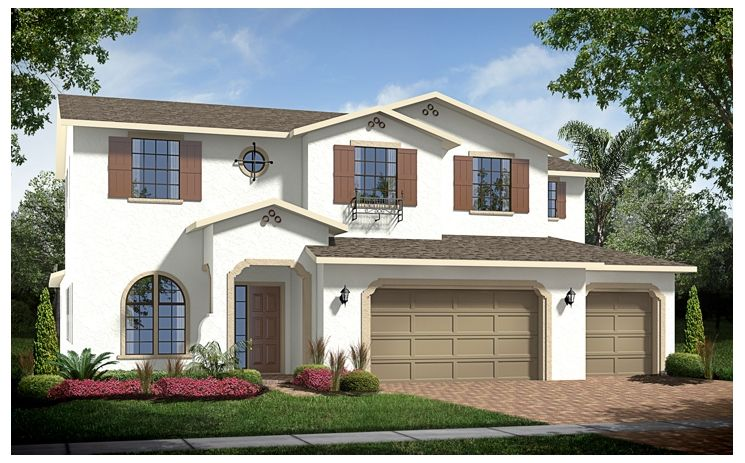 Clermont condos hunter 39 s run florida condos for New homes source