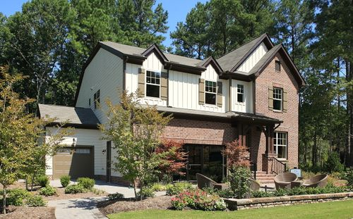 Salem Village Estates by Standard Pacific Homes in Raleigh-Durham-Chapel Hill North Carolina