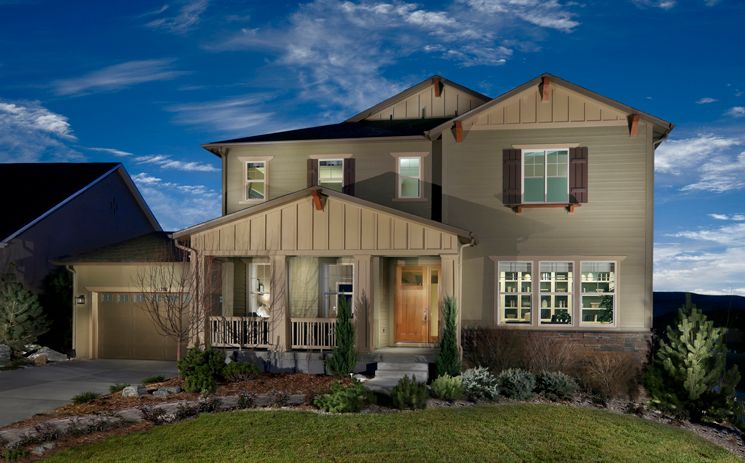 Heirloom - Summerfield Collection by Standard Pacific Homes
