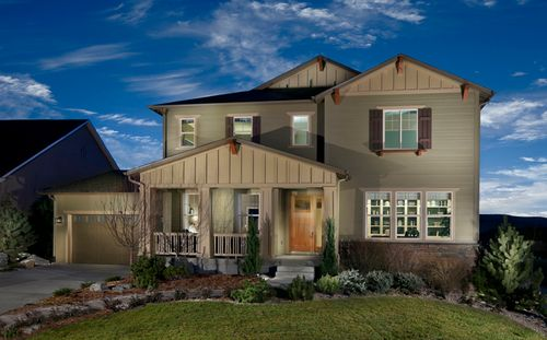 Heirloom - Summerfield Collection by Standard Pacific Homes in Denver Colorado