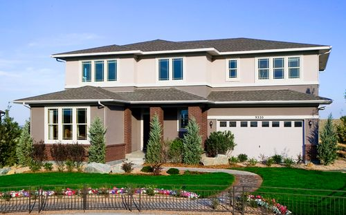 Heirloom - Porchlight Collection by Standard Pacific Homes in Denver Colorado