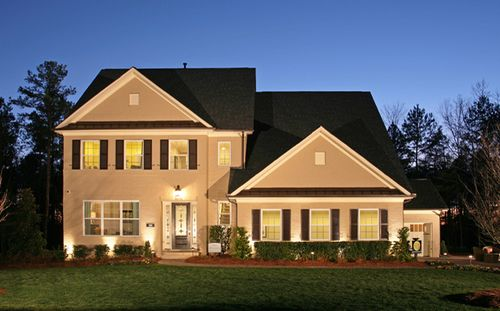 The Forest at Fort Mill by Standard Pacific Homes in Charlotte North Carolina