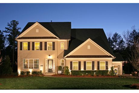 The Forest at Fort Mill by Standard Pacific Homes in