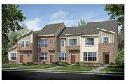 Dorchester - Brightwalk Village Collection Townhomes: Charlotte, NC - Standard Pacific Homes