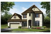 Brentwood - Crossings At Twin Creeks: Cedar Park, TX - Standard Pacific Homes