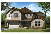 Newport - Crossings At Twin Creeks: Cedar Park, TX - Standard Pacific Homes