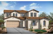 Plan 4526 - The Meadows at Blue Horizons: Buckeye, AZ - Standard Pacific Homes