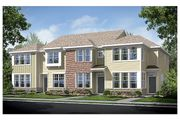 Carroll - Brightwalk Freedom Series Townhomes: Charlotte, NC - Standard Pacific Homes