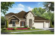Bingham - Domain at The Ranch at Brushy Creek: Cedar Park, TX - Standard Pacific Homes