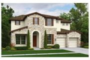 Harrison - Crossings At Twin Creeks: Cedar Park, TX - Standard Pacific Homes