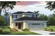 NEWBERRY - Samara Lakes: Saint Augustine, FL - Standard Pacific Homes
