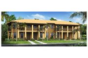 The Cypress - Cobblestone - The Courtyards: Pembroke Pines, FL - Standard Pacific Homes