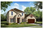 Newbury - Cypress Ridge at Rough Hollow: Lakeway, TX - Standard Pacific Homes
