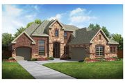 Glen Rose - The Bluffs at Heritage: Keller, TX - Standard Pacific Homes