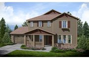 6027 Plan - Candelas: Arvada, CO - Standard Pacific Homes