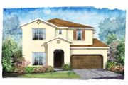 Andover - Glenbrook at Watergrass: Wesley Chapel, FL - Standard Pacific Homes