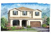 Bedford - Glenbrook at Watergrass: Wesley Chapel, FL - Standard Pacific Homes