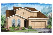 Hampshire - Glenbrook at Watergrass: Wesley Chapel, FL - Standard Pacific Homes